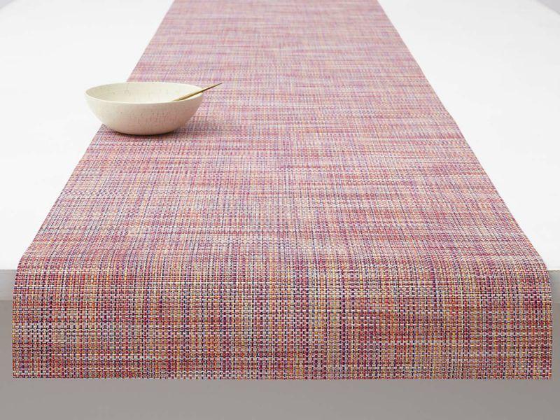 チルウィッチテーブルランナーのフェスティバル色